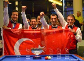 Türkiye'nin Bilinmeyen Marka Sporu; Bilardo