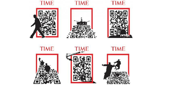 time-dergisi-qr-kod-uygulama