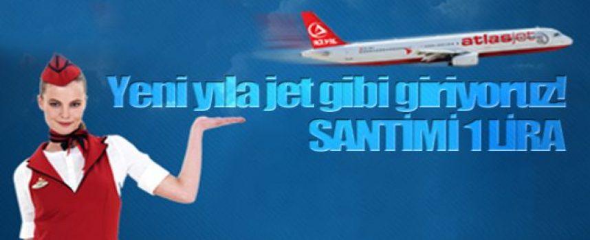 Atlasjet'in Farklı Dili