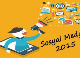 Sosyal Medya 2015