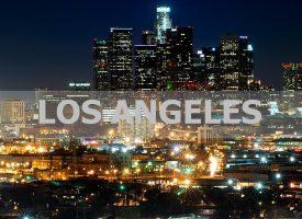 Los Angeles Gezi Notları