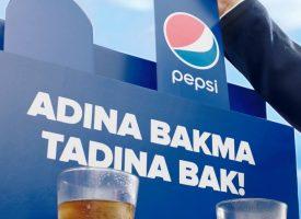 Pepsi'den Bir Garip Reklam – Adına Bakma Tadına Bak