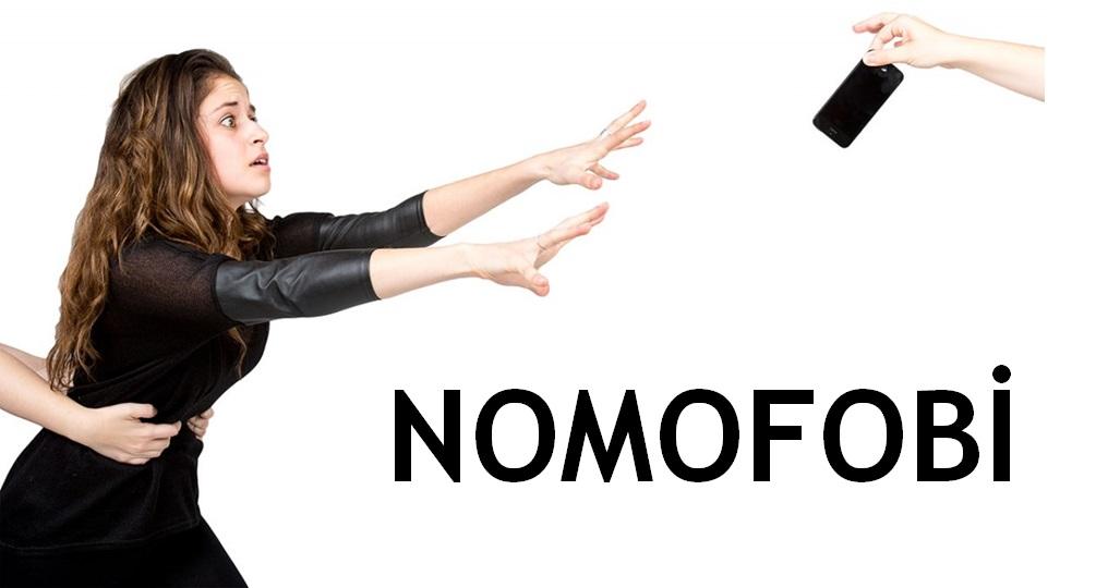 nomofobi